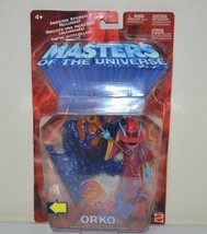 Orko Masters of the Universe MOTU Action Figure Mattel 2002 NIB He-Man - $37.12