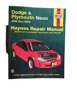 Haynes Repair Manual 30036 Dodge & Plymouth Neon 2000 thru 2005 ~ New - $14.01