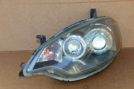 07-09 Acura RDX XENON HID Headlight Lamp Left Driver LH - POLISHED image 4