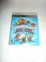 Disc Only Skylanders Trap Team Playstation 3 Game No Portal Figures PS3 - $7.84