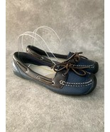 Keen Womens Catalina 1004634 Size 7 Blue  Slip On Loafer Flats - $36.99