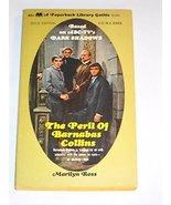 Dark Shadows # 12 -- The Peril of Barnabas Collins [Paperback] [Jan 01, ... - $24.26