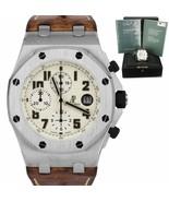 AUDEMARS PIGUET Royal Oak Offshore Safari White 42 Watch 26170ST.OO.D091... - $14,993.41