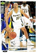 1994-1995 Upper Deck Collector's Choice Card Mark Jackson #249 Indiana P... - $3.95