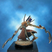 Painted Ral Partha Miniature Death Priest I - $40.97