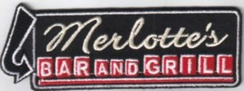 True Blood Merlotte's Bar and Grill Embroidered Patch NEW UNUSED - $7.84