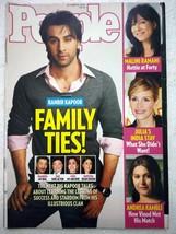 People 23 October 2009 Ranbir Kapoor Chetan Bhagat Julia Robert Flavio B... - $4.99