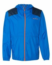 Columbia Flashback Full Zip Windbreaker Jacket Mens Adult Sports 158932 - $44.99+