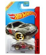 2014 Hot Wheels Car 68 HW Race X-Raycers Stockar Treasure Hunt #177 Clea... - $6.99