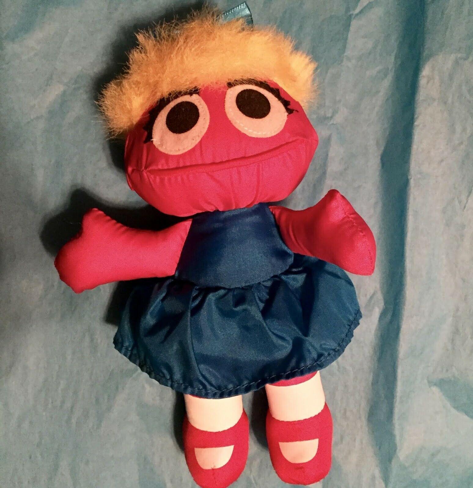 Hasbro Sesame Street Prairie Dawn 7 Small And 20 Similar Items