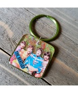 The Beatles Handmade Resin Glitter Keychain - $15.00
