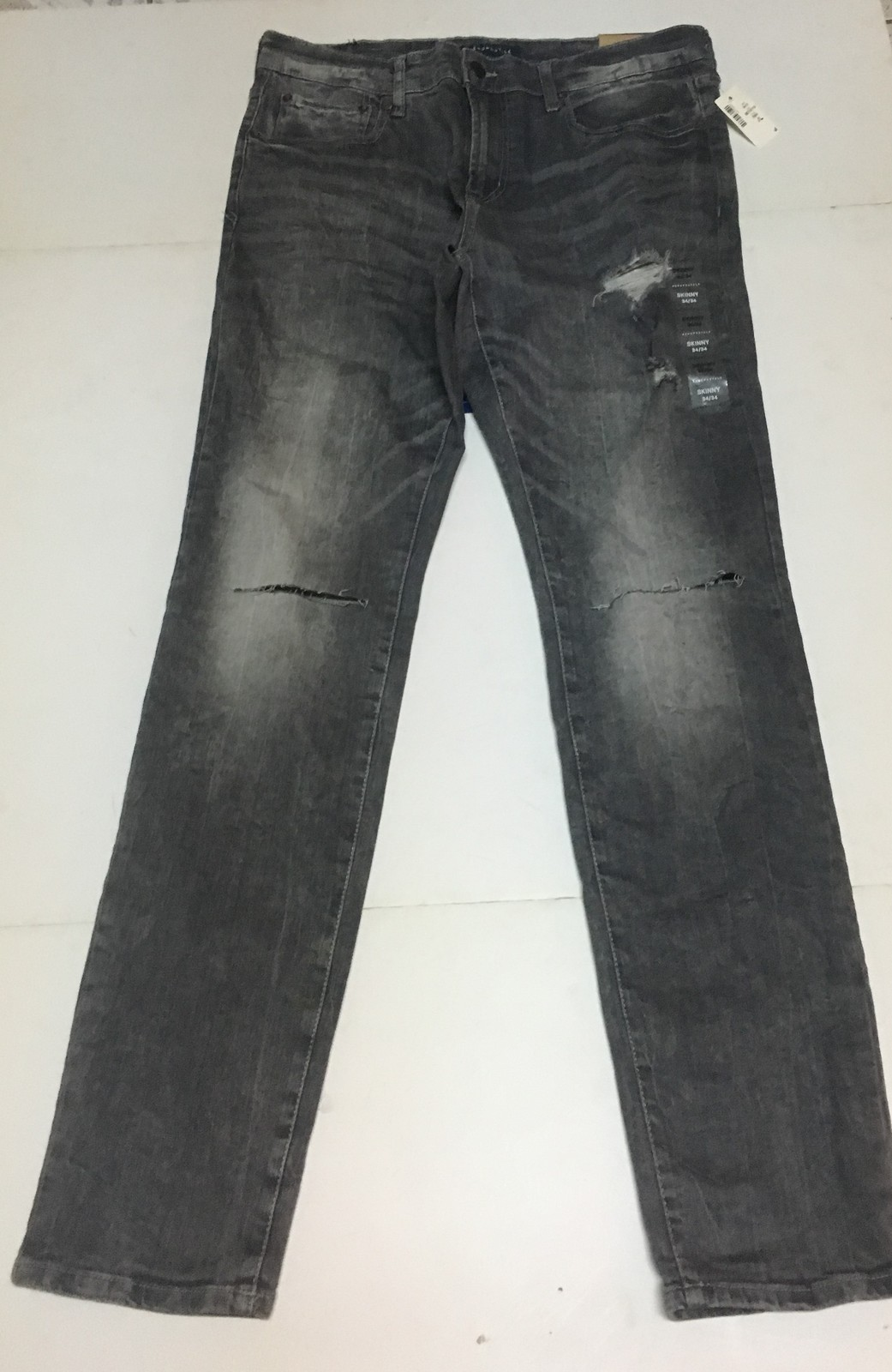 Aeropostale Distressed Jeans Dark SZ 34/34