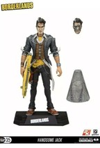 McFarlane Toys Color Tops #35 Borderlands Handsome Jack Action Figure Aa142 - $16.44