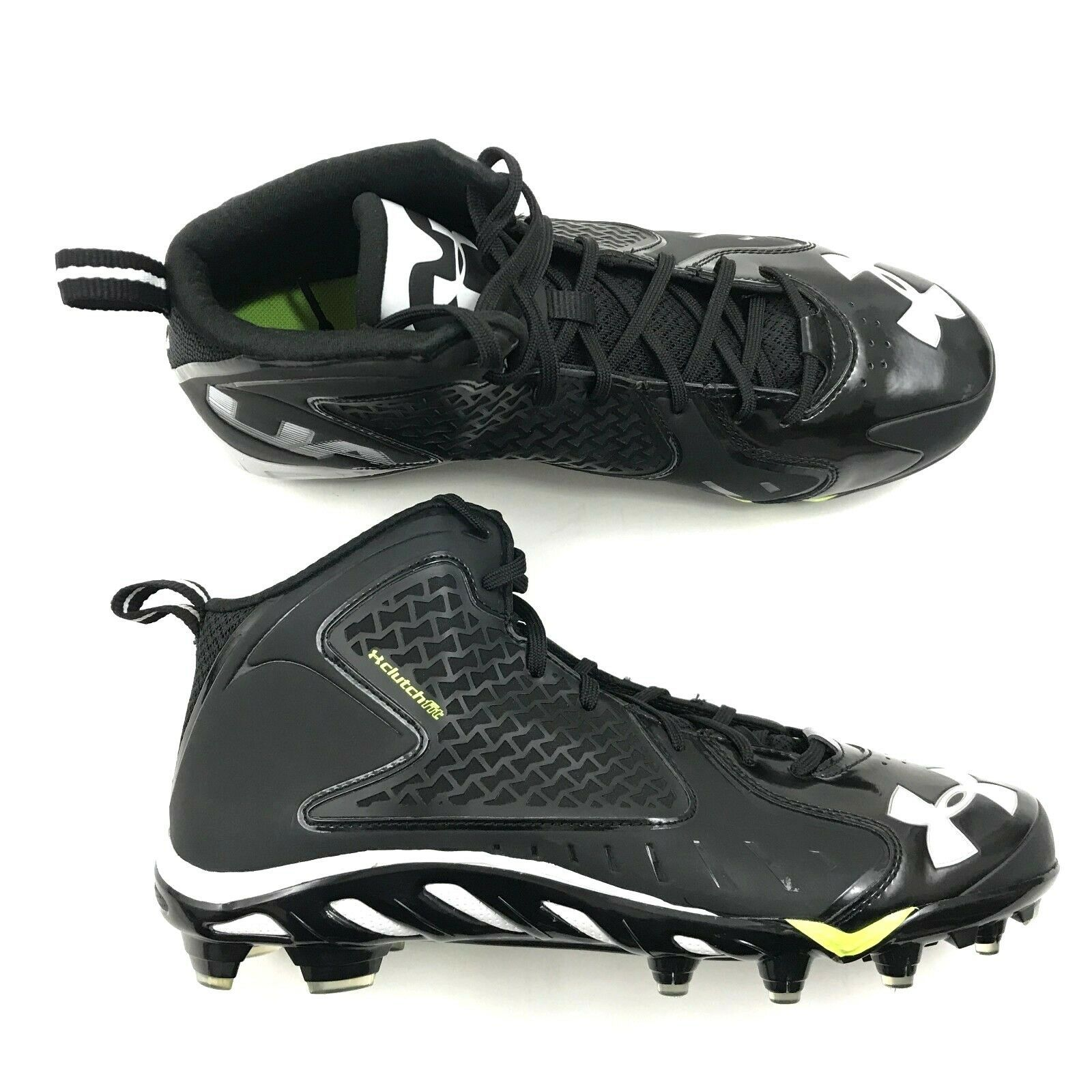 check out aad49 3eca2 Nuevo Under Armour Columna Clutchfit Beisbol Tacos Tamaño 12 Negro Medio -   57.58 · Advanced search for Under Armour Baseball Cleats