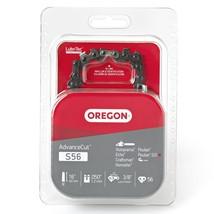 Oregon S56 16-Inch Semi Chisel Chain Saw Chain Fits Craftsman Echo Homelite P... - $25.51
