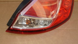 14-17 Ford Fiesta MK7 Hatchback Rear Taillight Tail Light Lamp Passnger Right RH image 2
