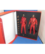 Hot Toys Michael Jackson Thriller Version, 1/6 Scale Collectible Figure,... - $279.99