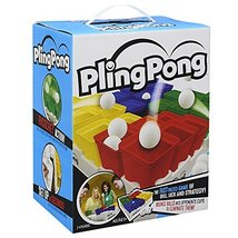 Buffalo Games PlingPong- The Fast-Paced Ping Pong Game of Skill, Luck an... - $24.74