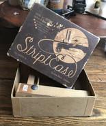Vtg Carvir Co Stript-Ease Precision Cutting Tool  Leather, Balsa, Cork w... - $14.36