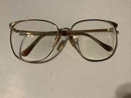 Tura Eyeglass Frames MOD Tortoise/Gold 56 15  Frame Large - $39.59