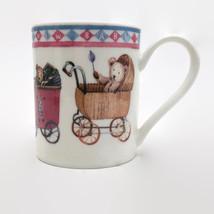 Wedgwood New Baby Teddy Bear Fine China Coffee Tea Mug - $15.84
