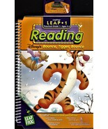 "LeapFrog Leap 1 - Reading ""Disney's Bounce, Tigger, Bounce"" - $4.75"