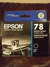 Epson T078120 Claria Hi-Definition 78 Standard-capacity Inkjet Cartridge... - $17.99