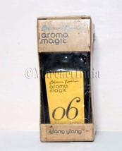 Aroma Magic Ylang Ylang Aromatherapy Essential Oil Rejuvenates Skin & Ha... - $12.97