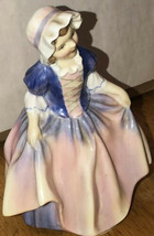 Royal Doulton  Figurine # 82 HN 1678 Dinky Do - $19.80