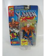 MOC 1993 ToyBiz Marvel X-Men X-Force Deep Space Armor Cable Action Figure  - $14.85