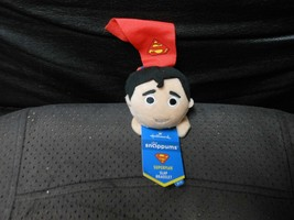 "Hallmark Snappums ""Superman"" Slap Bracelet NEW Plush MARKER THRU UPC - $9.65"
