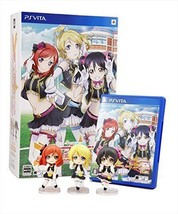 New PS Vita Love Live School idol paradise Vol.2 BiBi Limited Edition Fr... - $94.18