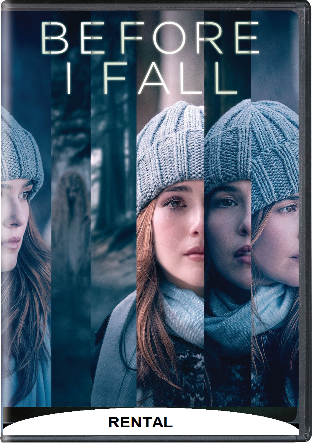 Before I Fall (2017) DVD