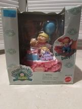 Vintage Mattels Cabbage Patch Kids Figurines Lauren Dana in Box - $10.89