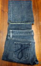 JUICY COUTURE THE CALI WOMEN'S BOOT CUT Sz 26 (29x27) DARK STRETCH BLUE JEANS image 9
