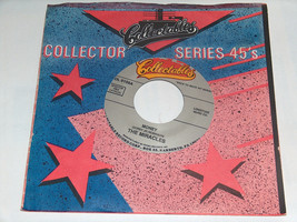 45 RPM The Miracles Money, I Cry Collectibles Vinyl Record w/ Sleeve M- VG+ - $18.21