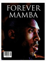 IN HAND 2020 LAKERS KOBE BRYANT FOREVER MAMBA LINDY'S PRO BASKETBALL MAG... - $17.81