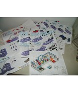 Lot Best Lock Kid Connection Instruction Sheets ONLY 16267 - $6.88