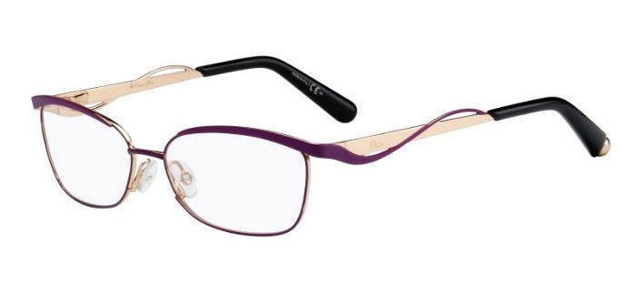 82c15d1dd221 Dior Eyeglasses 3784 Plum Gold G8E Women s Optical Frame CD3784 55mm -   229.95