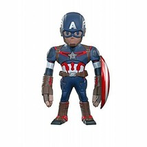 Nuovo Artista Mischia Avengers Age Of Ultron Capitan America Statuetta Hot Toys - $118.25