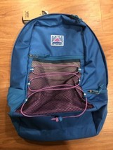 Vans Off The Wall Snag Plus Backpack - Blue / Purple - $51.41