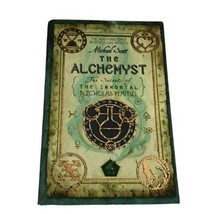 Michael Scott The Alchemyst PB 2008 The Secrets of the Immortal Nicholas... - $10.89