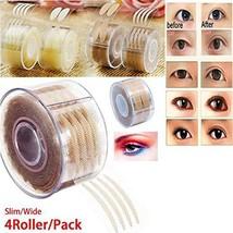 Eye Tape.Invisible Waterproof Double Eyelid Tape, 2400pcs One Side Insta... - $10.92