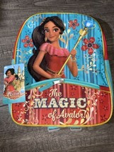 Disney's Elena Of Avalor Kids Backpack w/Glitter Accents & Padded Straps - $15.00