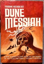 DUNE MESSIAH~ Frank Herbert - 1st In Original Jacket - $735.00