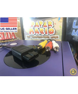 Nintendo GameCube Composite Video AV Cable / RCA Cord 90-day Warranty! - $6.99