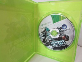 Tom Clancy's Ghost Recon: Future Soldier (Microsoft Xbox 360, 2012) - $3.95