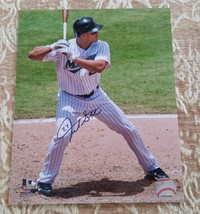 Giancarlo Mike Stanton Marlins Yankees Signed 8x10 Photo Autograph Auto - $59.39