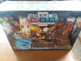 BATTLE CON War Of Indines Standalone Dueling Card Game, 2014, Level 99 G... - $22.00