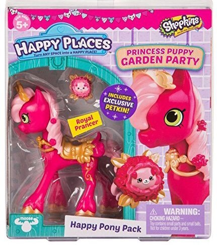 Shopkins royal prancer 1